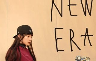 Ai Takahashi New Era Logo 59Fifty Fitted Cap by Ai Takahashi x New Era