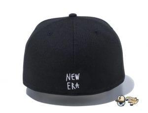Ai Takahashi New Era Logo 59Fifty Fitted Cap by Ai Takahashi x New Era Back