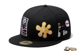 Baanai 59Fifty Fitted Cap Collection by Baanai x New Era