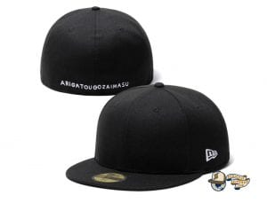 Baanai 59Fifty Fitted Cap Collection by Baanai x New Era Arigatougozaimasu