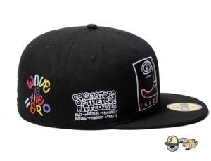 Baanai 59Fifty Fitted Cap Collection by Baanai x New Era Right