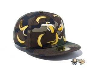 Camo Banana 59Fifty Fitted Cap by New Era Right