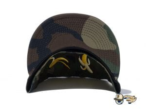 Camo Banana 59Fifty Fitted Cap by New Era Undervisor