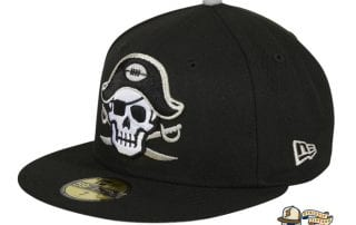 Chamuco Los Malosos Black 59Fifty Fitted Cap by Chamucos Studio x New Era