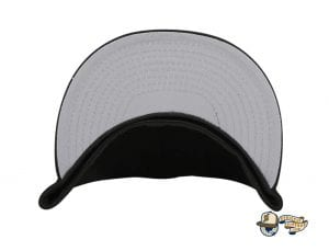 Chamuco Los Malosos Black 59Fifty Fitted Cap by Chamucos Studio x New Era Undervisor