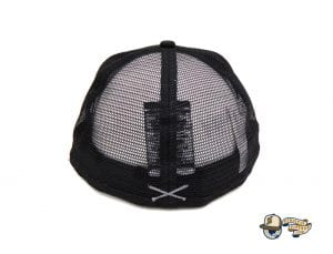 Crossed Bats Heavy Hitters Meshback 59Fifty Fitted Cap by Justfitteds x New Era Back