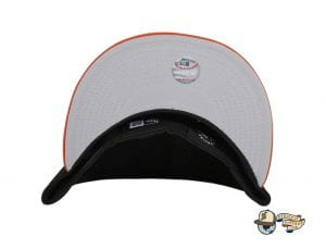 Hat Club Exclusive San Francisco Giants 20th Anniversary Stadium Patch 59Fifty Fitted Hat by MLB x New Era Undervisor