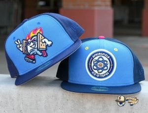 Hat Club Customs September 7 59Fifty Fitted Hat Collection by New Era Front