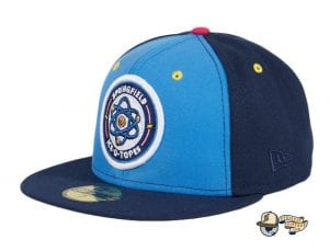 Hat Club Customs September 7 59Fifty Fitted Hat Collection by New Era Isotopes