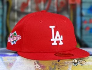 Hat Club MLB Patch Customs September 17 59Fifty Fitted Hat Collection by MLB x New Era Dodgers