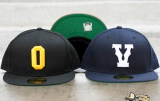 Hat Club Retro MiLB August 31 59Fifty Fitted Hat Collection by MiLB x New Era