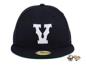 Hat Club Retro MiLB August 31 59Fifty Fitted Hat Collection by MiLB x New Era Beavers