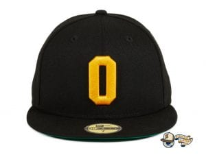 Hat Club Retro MiLB August 31 59Fifty Fitted Hat Collection by MiLB x New Era Larks