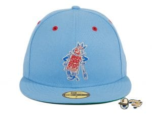 Hat Club Retro MiLB August 31 59Fifty Fitted Hat Collection by MiLB x New Era Sugarkings