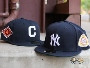 Hat Club Retro MLB World Series September 23 59Fifty Fitted Hat Collection by MLB x New Era Yankees