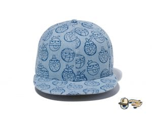 Kevin Lyons Allover Print 59Fifty Fitted Cap by Kevin Lyons x New Era Front
