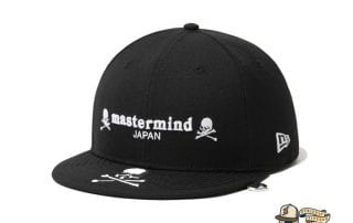 Mastermind Japan New Era 100th Anniversary Logo 59Fifty Fitted Cap by mastermind JAPAN x New Era