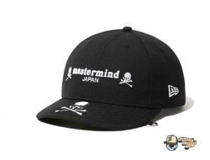 Mastermind Japan New Era 100th Anniversary Logo 59Fifty Fitted Cap by mastermind JAPAN x New Era Left