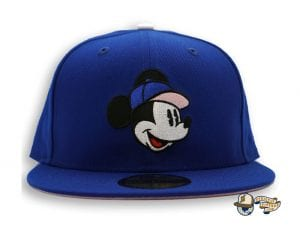 Mickey Mouse 59Fifty Fitted Cap Collection by Team Collective x Disney x New Era Bluefront