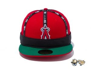 MLB Inside Out 59Fifty Fitted Cap Collection by MLB x New Era Angels
