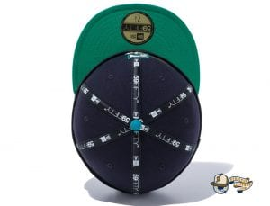 MLB Inside Out 59Fifty Fitted Cap Collection by MLB x New Era Mariners