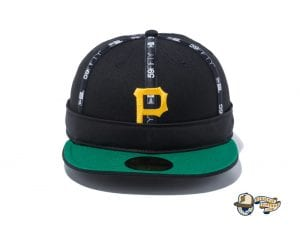 MLB Inside Out 59Fifty Fitted Cap Collection by MLB x New Era Pirates