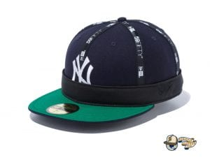 MLB Inside Out 59Fifty Fitted Cap Collection by MLB x New Era Yankees