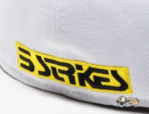 Moto 59Fifty Fitted Cap by Undefeated x New Era 5Strikes
