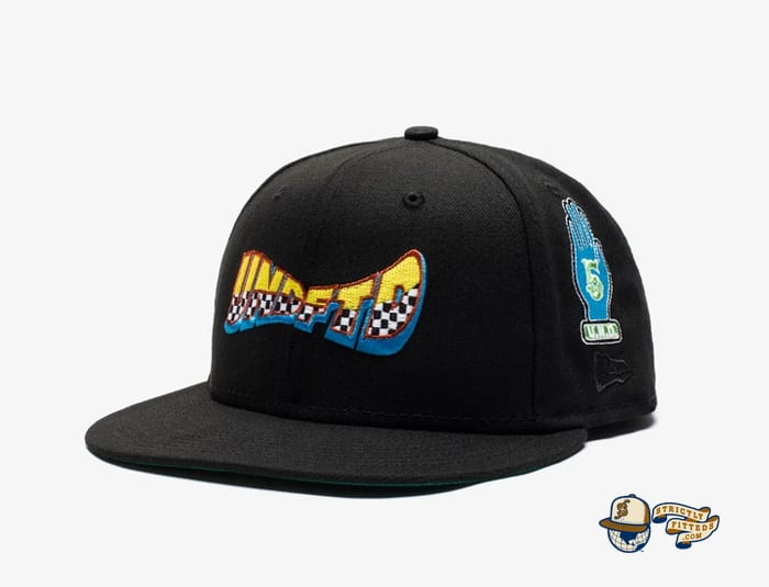 Moto 59Fifty Fitted Cap by Undefeated x New Era
