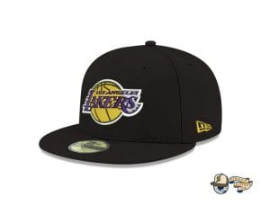 NBA Finals 2020 Side Patch 59Fifty Fitted Cap Collection by NBA x New Era Left