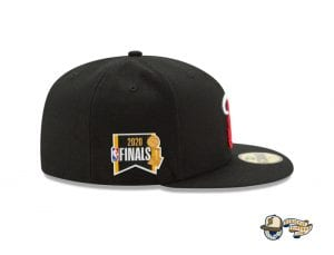 NBA Finals 2020 Side Patch 59Fifty Fitted Cap Collection by NBA x New Era Side
