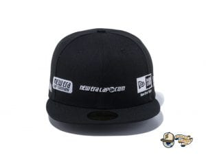 New Era 100th Anniversary Old Logo 59Fifty Fitted Cap by New Era Front