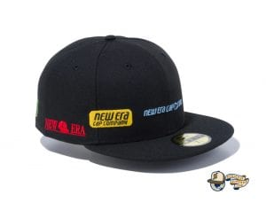 New Era 100th Anniversary Old Logo 59Fifty Fitted Cap by New Era Right