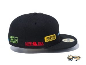 New Era 100th Anniversary Old Logo 59Fifty Fitted Cap by New Era Rightside