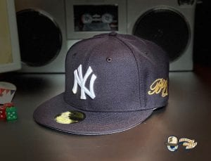 New York Legends 59Fifty Fitted Cap Collection by Bronx Social x MLB x New Era BigL