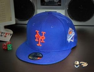 New York Legends 59Fifty Fitted Cap Collection by Bronx Social x MLB x New Era Nas
