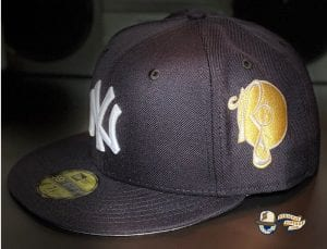 New York Legends 59Fifty Fitted Cap Collection by Bronx Social x MLB x New Era Roc