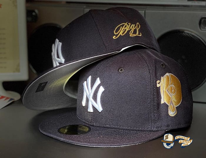 New York Legends 59Fifty Fitted Cap Collection by Bronx Social x MLB x New Era