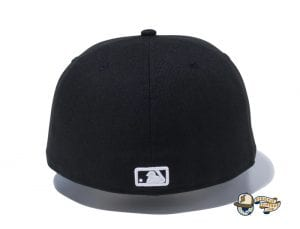 New York Yankees Statue of Liberty Undervisor 59Fifty Fitted Cap by MLB x New Era Back