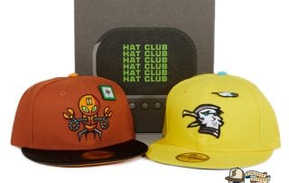 Protectopus x Cyber Duck 59Fifty Fitted Hat Box Set by Dionic x Thrill SF x New Era