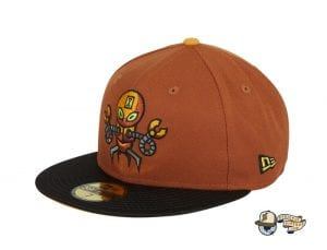 Protectopus x Cyber Duck 59Fifty Fitted Hat Box Set by Dionic x Thrill SF x New Era Dionicleft
