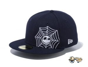 The Nightmare Before Christmas 59Fifty Fitted Cap Collection by Tim Burton x New Era Spider