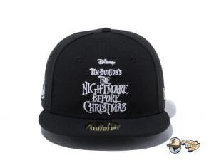 The Nightmare Before Christmas 59Fifty Fitted Cap Collection by Tim Burton x New Era Title