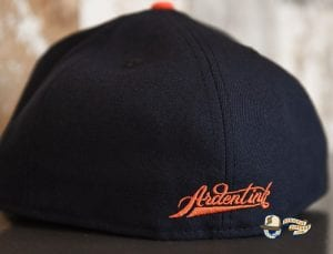 Tiger Plane 59Fifty Fitted Hat by Ardent Ink x New Era Back