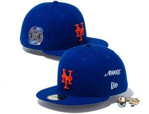 Awake NY Subway Series 59Fifty Fitted Cap Collection by Awake x MLB x New Era Mets