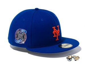 Awake NY Subway Series 59Fifty Fitted Cap Collection by Awake x MLB x New Era Side
