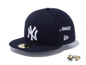 Awake NY Subway Series 59Fifty Fitted Cap Collection by Awake x MLB x New Era Yankees
