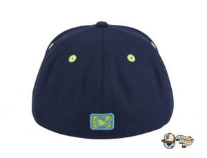 Chamuco Devil 59Fifty Fitted Hat Collection by Chamucos Studio x New Era Back