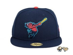 Chamuco Devil 59Fifty Fitted Hat Collection by Chamucos Studio x New Era Front