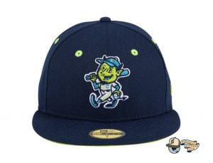 Chamuco Devil 59Fifty Fitted Hat Collection by Chamucos Studio x New Era Mascot